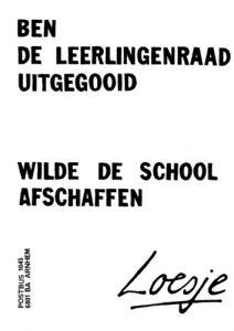 loesje_leerlingenraad